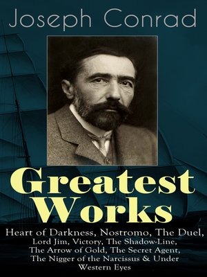 cover image of Greatest Works of Joseph Conrad